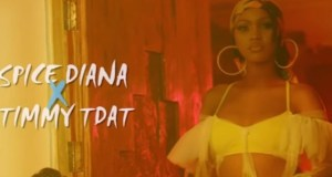 Spice Diana And Kenya's Timmy Tdat Drop New Tune Dubbed 'Obisaana'