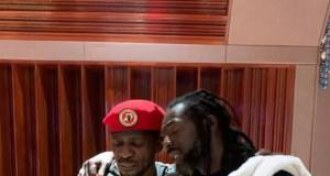 Bobi Wine and Buju Banton