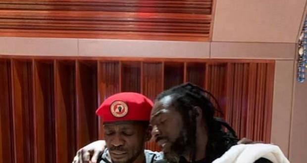 Bobi Wine and Buju Banton