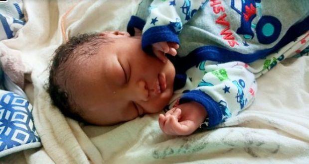 Nubian li welcomes baby
