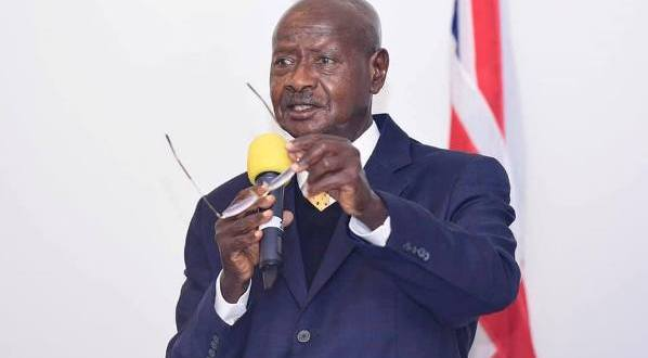 political parties -armed forces leader president Museveni