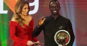 sadio mane crowned