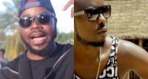 Eddy Kenzo Grades Fellow Singer Aziz Azion A 'Broke Nigga'