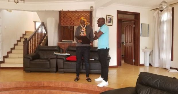 Eddy Kenzo Changes His Mind, Seguku House On Sale
