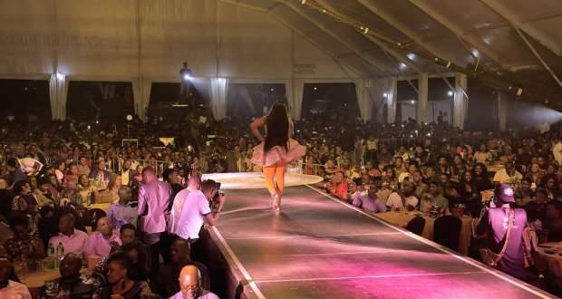 Rema Namakula's concert