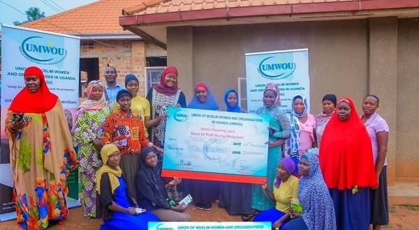 nambi supports women