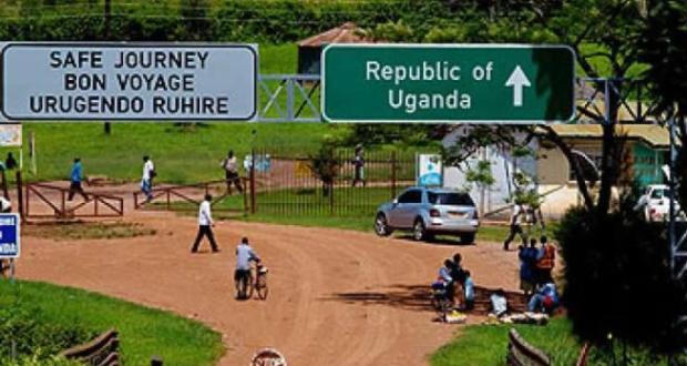 uganda closed all border points