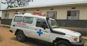 Police impounds ambulances