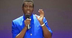 pastor Enoch Adeboye on coronavirus
