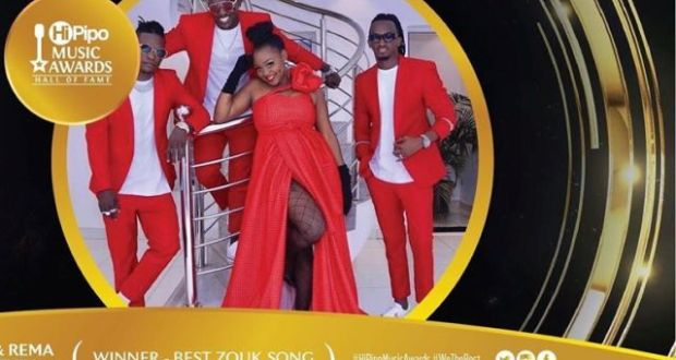 B2C's Gutujja Song Wins Hipipo Music Awards