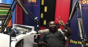 Patrick Salvado Officially Joins Sanyu FM Breakfast Show