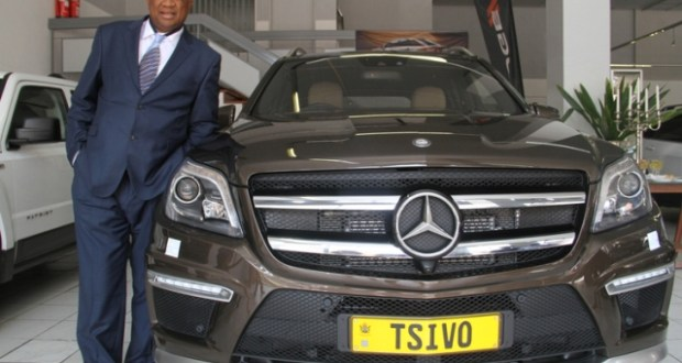 Zimbabwean Authorities To Confiscate It's Rich People's Corrupt Assets