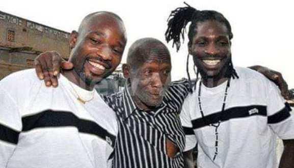 Bobi Wine shares father's day message