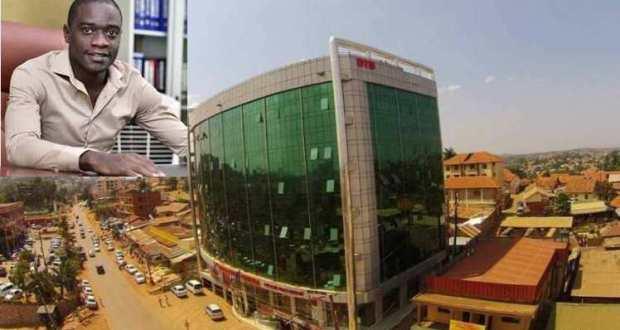 Haruna sentongo and his shopping mall