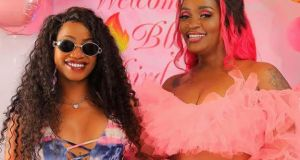 Sheebah Surprises Winnie Nwagi On Her Splendid 31st Birthday