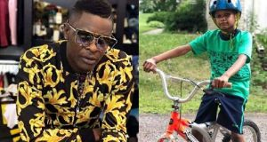 jose chameleone celebrates son's birthday