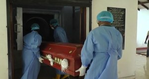 nurse and uganda registers third coronavirus death
