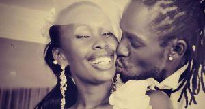Barbie Kyagulanyi celebtates wedding anniversary
