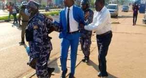 police blocks Bobi Wine from appearing at BCU radio