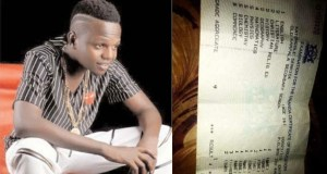 Victor Kamenyo Shares His S4 Academic Transcripts To Avoid Noise
