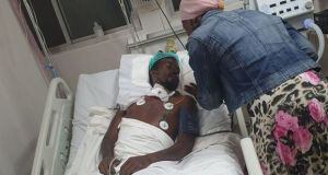 Bebe Cool Calls Upon Family & Friends To Pray For His Bedridden Son Shortkut