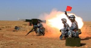 China military drills