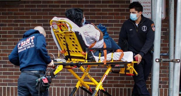 Coronavirus Deaths Near 200,000
