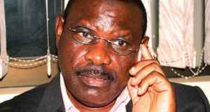 Former kampala Mayor Al Hajji Nasser Ntege Ssebagala