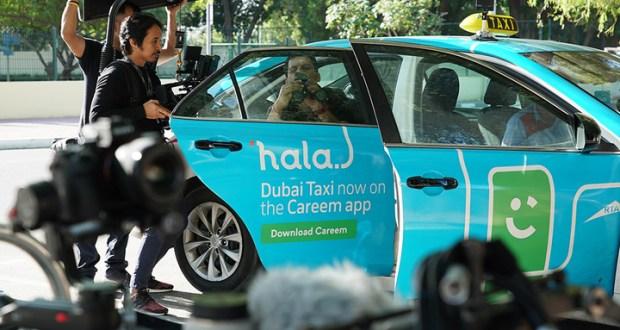 Dubai: Taxis To Allow Four Passengers