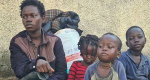 Ugandan Man Abandons His Kenyan Wife, 3 Kids On The Streets