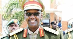 Gen. Henry Tumukunde