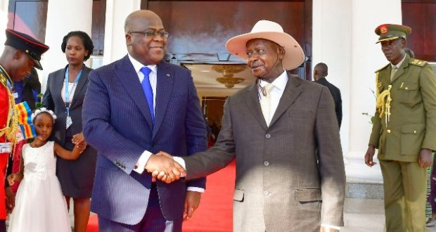 Uganda To Construct A 223KM Road Network In DRC