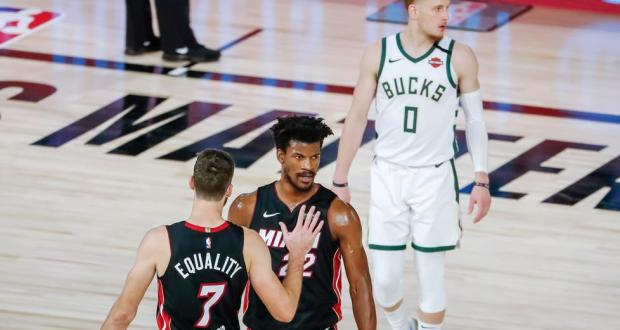 Jimmy Butler And The Heat Advance To Eastern Conference Finals