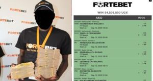 Fortebetor Unbelievably Wins Over Shs54 Million With 1K Stake