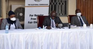 Electoral Commission Verifies Museven