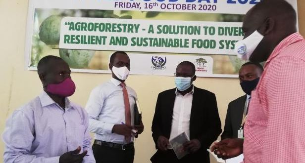 Farmers Demand Agro Forestry Policy