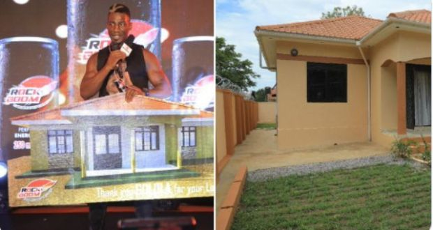 Rock Boom Gifts Golola Moses With Fully Furnished House That Will Make You Say Wow