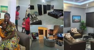 Nigerian Kid Comedian Emmanuella Builds Beautiful House For Her Mother