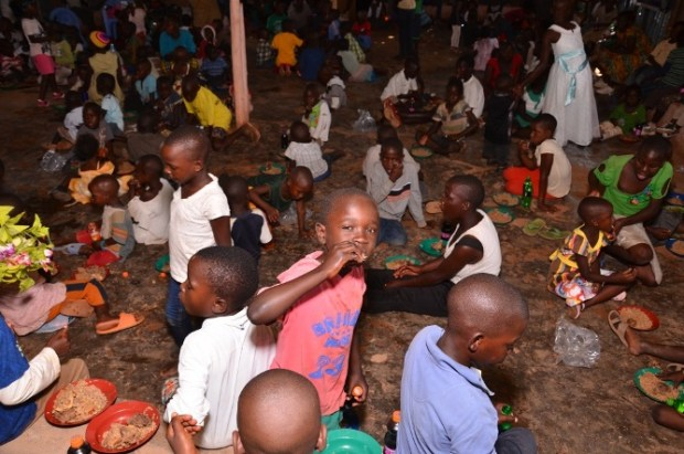 Meet Ugandan Woman Brenda Mukisa Who Generously Supports Different Orphanages, Feeds Homeless