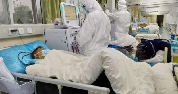 German Doctor Accused Of Killing Two COVID-19 Patients