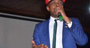 Chameleone Suspends His Campaigns