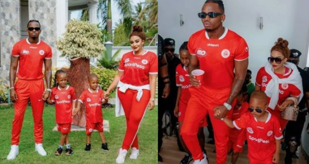 Friendship: Zari Hassan And Diamond Have Taken Their Co-parenting On Another