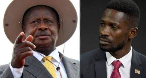Museveni Says Bobi Wine Misled Youths To Cause Shaos At EC