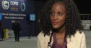 Venessa Nakate; What You Didn't Know About The Ugandan Climate Change Activist