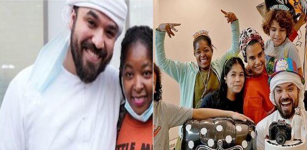 Une famille arabe paie les frais de mariage de leur employée de maison ougandaise, les internautes n'en reviennent pas