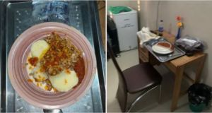 Man Served Sweet Potatoes And Beans After Paying Ush100,000 At Hotel