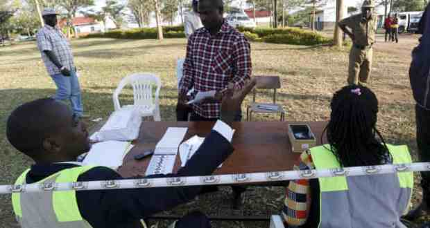 Voter Turn Up Poor As Nation Votes For Mayors