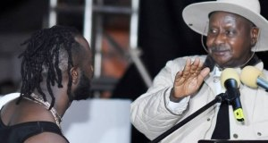 Bebe Cool Walks In Shame As President Denies Him Speaking Platform