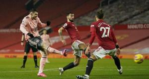Sheffield United End Manchester United's Home Winning Streak
