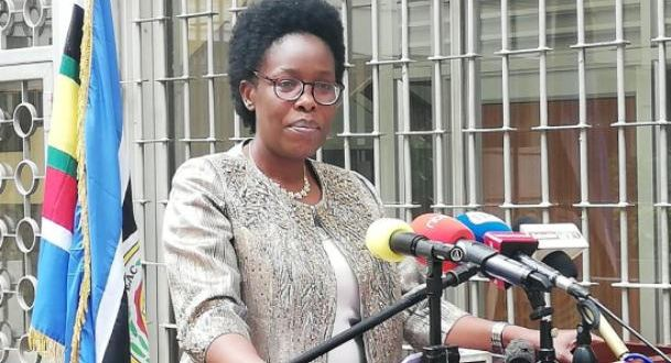 Ict Minister Judith Nabakooba To Mediate Between Journalists And Security Agencies